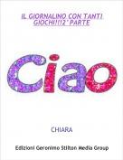 CHIARA - IL GIORNALINO CON TANTI GIOCHI!!!2°PARTE
