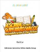 RatiCar - EL GRAN LIBRO