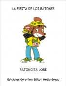 RATONCITA LORE - LA FIESTA DE LOS RATONES