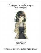 RatiPower - El despertar de la magia-Personajes-