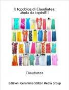 Claudiatea - Il topoblog di Claudiatea: Moda da topini!!!