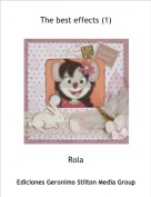 Rola - The best effects (1)