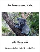 ada filippa bess - het leven van een koala