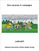 codina03 - Una vacanza in campagna