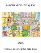 SALAS - LA DESAPARICION DEL QUESO