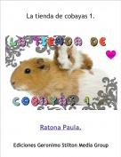Ratona Paula. - La tienda de cobayas 1.