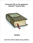 Lennert - Fantasia XIII en De geheime sleutel 7 (extra dik)