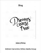 stecchina - Blog
