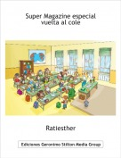 Ratiesther - Super Magazine especial vuelta al cole