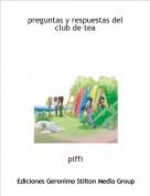 piffi - preguntas y respuestas del club de tea