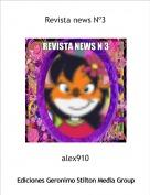 alex910 - Revista news Nº3