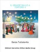 Danza Tuttalavita - IL GRANDE BALLO A TOPFORD 4