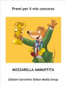 MOZZARELLA AMMUFFITA - Premi per il mio concorso