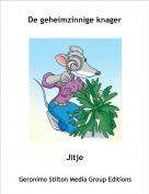 Jitje - De geheimzinnige knager