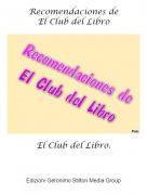 El Club del Libro. - Recomendaciones deEl Club del Libro