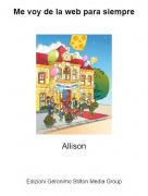 Allison - Me voy de la web para siempre