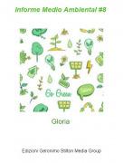Gloria - Informe Medio Ambiental #8
