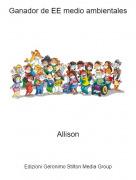 Allison - Ganador de EE medio ambientales