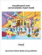 maud - maudmaand over carnavalalala maart boek