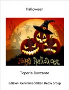 Toperla Danzante - Halloween