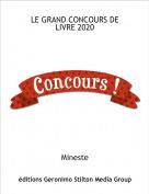 Mineste - LE GRAND CONCOURS DE LIVRE 2020