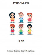 OLAIA - PERSONAJES