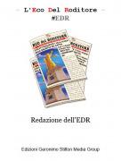 Redazione dell'EDR - ~ L'Eco Del Roditore ~#EDR