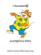 acoref@Ginny.Stilton - 7 Barzellette😹