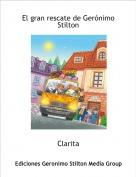 Clarita - El gran rescate de GerónimoStilton