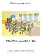 MOZZARELLA AMMUFFITA - Diario scolastico! - 1