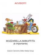 MOZZARELLA AMMUFFITA(è importante) - AVVISO!!!!!