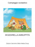 MOZZARELLA AMMUFFITA - Campeggio scolastico