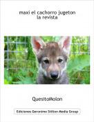 QuesitoMolon - maxi el cachorro jugetonla revista