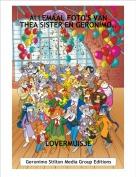 LOVERMUISJE - ALLEMAAL FOTO'S VAN  THEA SISTER EN GERONIMO...