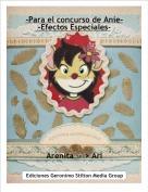 Arenita ---> Ari - -Para el concurso de Anie--Efectos Especiales-