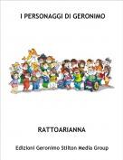 RATTOARIANNA - I PERSONAGGI DI GERONIMO