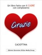 CACIOTTINA - Un libro fatto con il CUOREcon compleanno