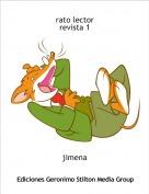 jimena - rato lectorrevista 1