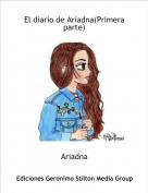 Ariadna - El diario de Ariadna(Primera parte)