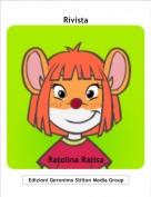 Ratolina Ratisa - Rivista