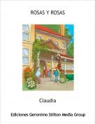Claudia - ROSAS Y ROSAS