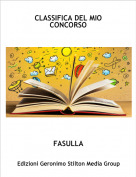 FASULLA - CLASSIFICA DEL MIO CONCORSO