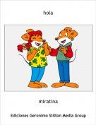 miratina - hola