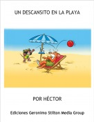 POR HÉCTOR - UN DESCANSITO EN LA PLAYA