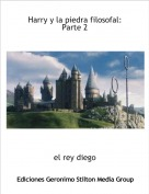 el rey diego - Harry y la piedra filosofal: Parte 2