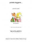 NUVOLA2011 - potete leggere...