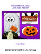 A.Grana! - Halloween is back!