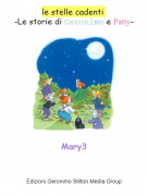 Mary3 - le stelle cadenti -Le storie di Geronimo e Patty-