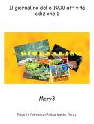 Mary3 - Il giornalino delle 1000 attività-edizione 1-