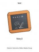 Mary3 - test